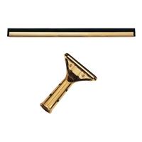 18in Brass Channel & Rubber