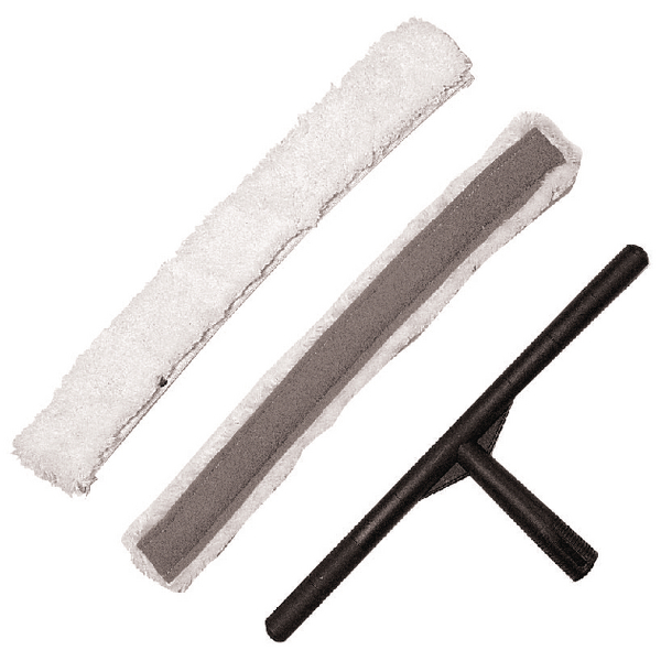 18 Inch Window Wash Sleeve White 718RH
