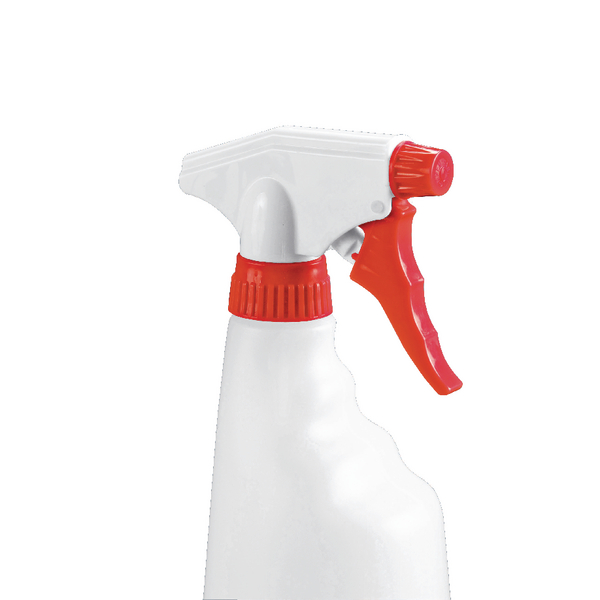 Image for 2Work Blue Trigger Spray Refill Bottle Pack of 4 101958BU