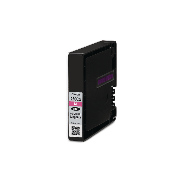 Canon PGI-2500XL High Yield Magenta Inkjet Cartridge 9266B001AA