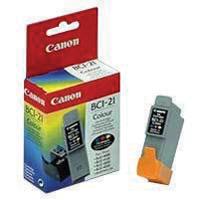 Canon BCI-21CL Colour Inkjet Cartridge 0955A002