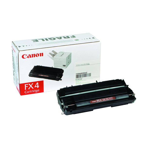 Image for Canon L800/L900 Fax Toner Cartridge Black FX4