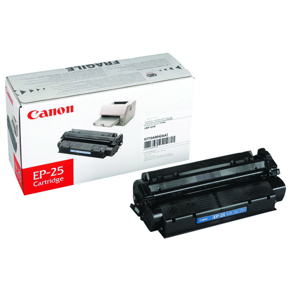 Canon EP-25 Black Toner Cartridge 5773A004