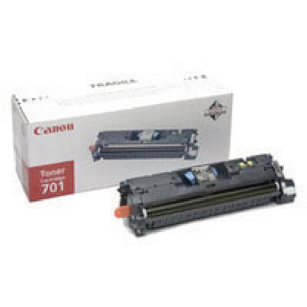Canon LBP5200 High Yield Toner Cartridge 701BK Black 9287A003