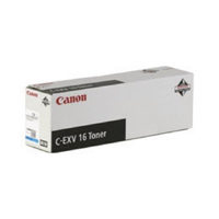 Canon C-EXV 16 Cyan Toner Cartridge 1068B002