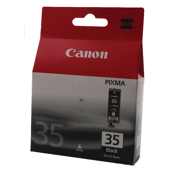 Canon PGI-35BK Black Inkjet Cartridge 1509B001