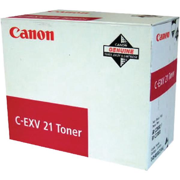 Canon C-EXV 21 Magenta Toner Cartridge 0454B002