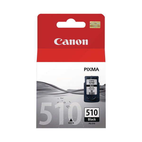 Canon PG-510 Black Inkjet Cartridge 2970B001