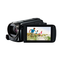 Canon Black LEGRIA HF R506 Full HD Camcorder (Pack of 1) 9176B020AA