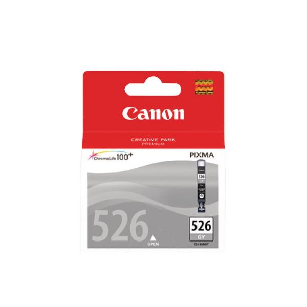 Canon CLI-526GY Grey Inkjet Cartridge 4544B001