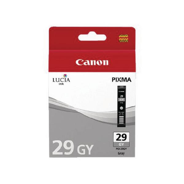 Canon 29 Pixma PRO-1 Ink Tank PGI-29GY Grey 4871B001