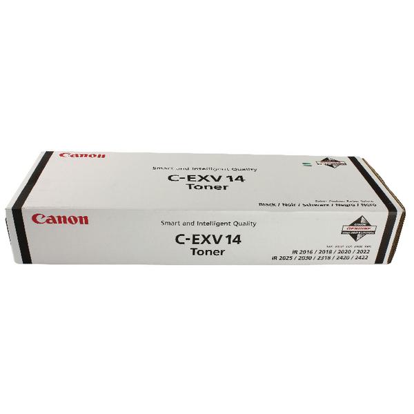 Canon C-EXV 14 Black Toner Cartridge 0384B006