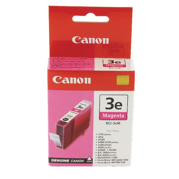 Canon BCI-3eM Magenta Inkjet Cartridge 4481A002