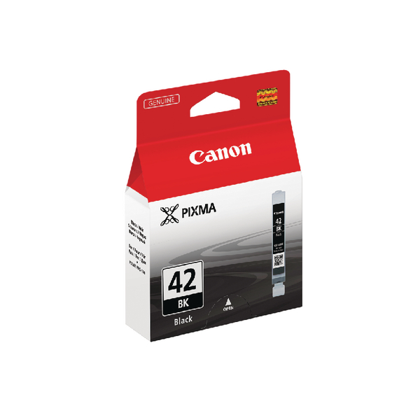 Canon CLI-42BK Photo Black Inkjet Cartridge 6384B001