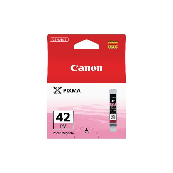 Canon CLI-42PM Photo Magenta Inkjet Cartridge 6389B001