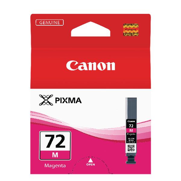 Canon PGI-72M Magenta Inkjet Cartridge 6405B001