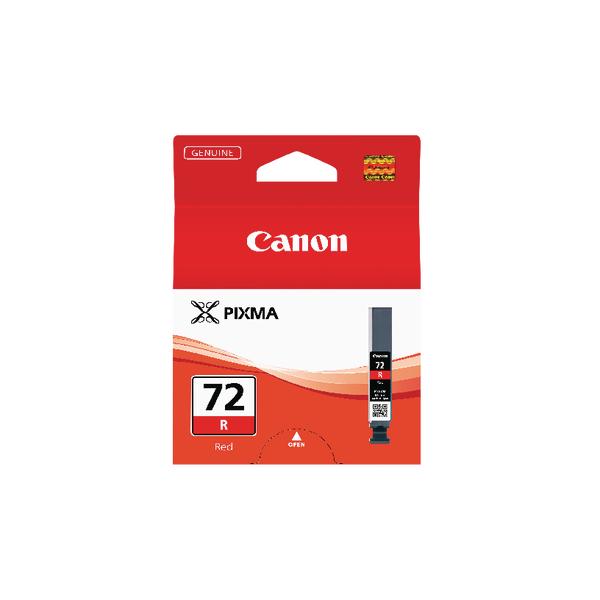Canon PGI-72R Red Inkjet Cartridge 6410B001
