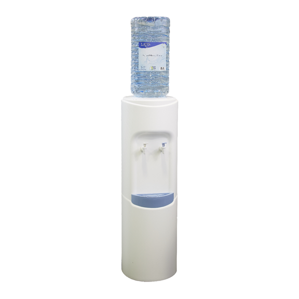White Floor Standing Water Dispenser (Pack of 1)