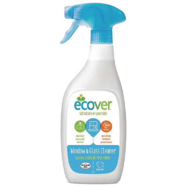 Ecover Window/Glass Spray 500ml 1003028