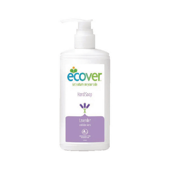 Ecover Hand Soap Pump Dispenser 250ml KEVLS