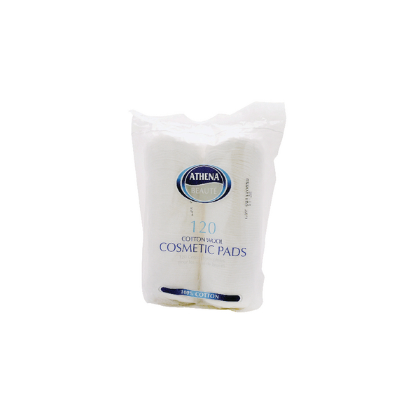 Image for Athena Cotton Cosmetic Pads White0x12 VRB809874