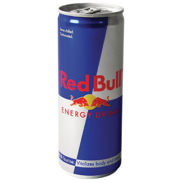Red Bull Energy Drink 250ml Cans (Pack of 24) 402035