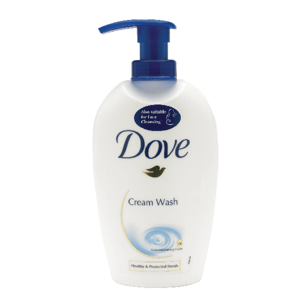 Dove 250ml Cream Soap (Pack of 1)