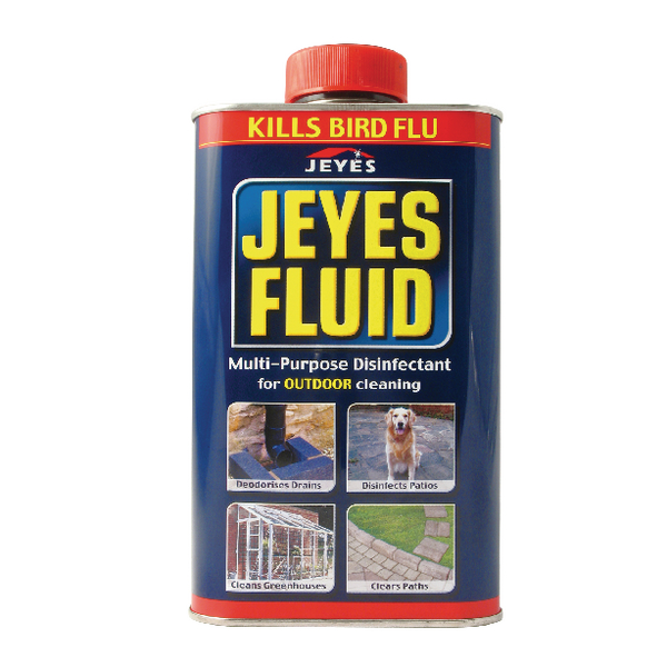 Jeyes Fluid Blue 1 Litre 1004028