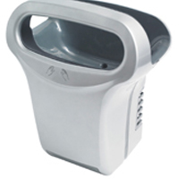 Green Planet Solutions Blast Hand Dryer Silver (Pack of 1) VGPS577