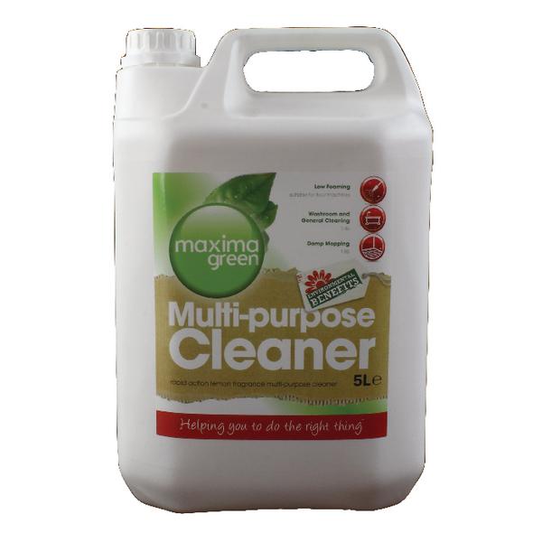 Maxima Multi-Purpose Cleaner 5Ltr Pk2