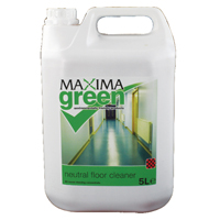 Maxima Neutral Floor Cleaner 5 Litre VSEMAXF176G