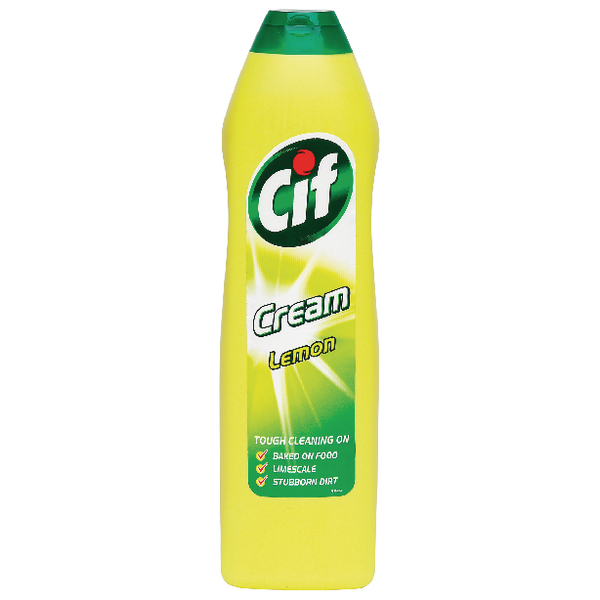 Cif Lemon Cleaner 500ml 1014099