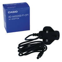 Image for Casio Mains Adaptor AD-A60024-EE-OP