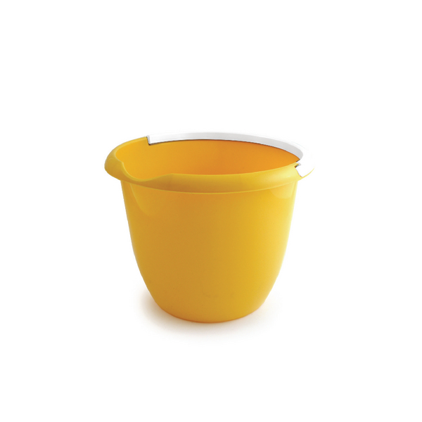 Yellow 10 Litre Bucket BUCKET.10Y