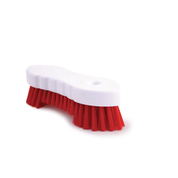 Red Scrubbing Brush VOW/20164R