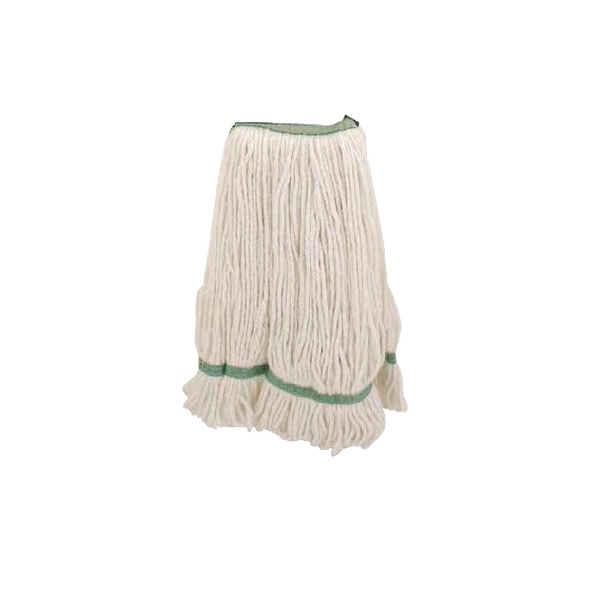 Green Kentucky Mop Head 450g VOW/KM.45/G