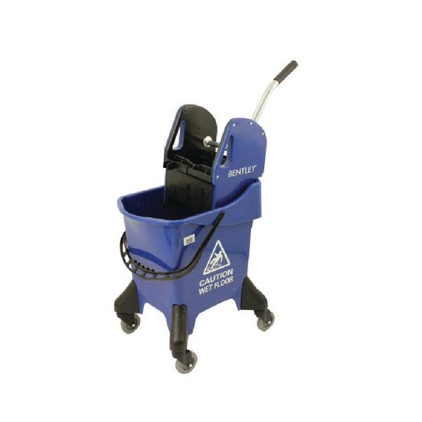 Hygineer Ergo Mop Bucket Hvy Dty 31L Blu