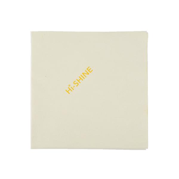Hi-Shine Cloth Yellow 40x40cm Pack of 10 MIDHY410O