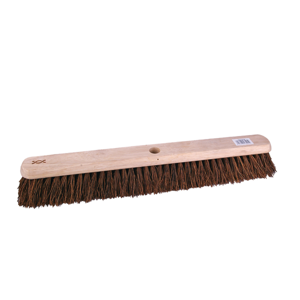 Image for 24in Platform Broom with Stiff Bristles and 1400mm Handle 102884