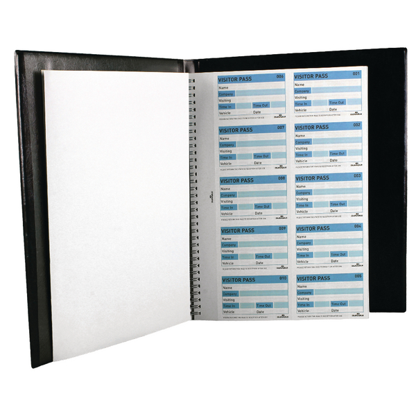 Image for Durable Visitors Book For 300 inserts 1465/00
