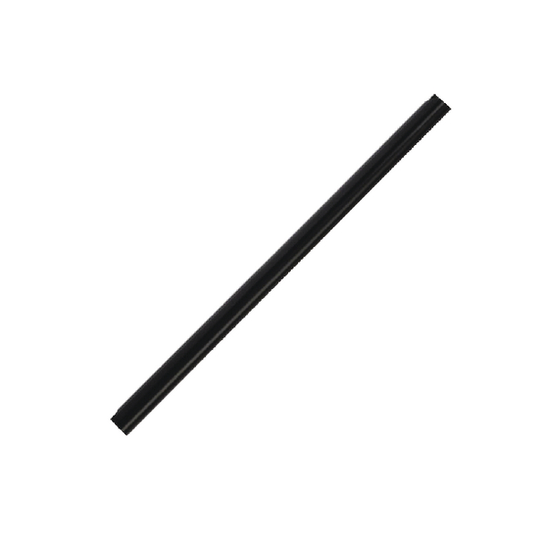 Durable A4 Black 9mm Spine Bars Pack of 25 2909/01