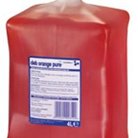 Deb Estesol Orange Lotion 4 Litre Hand Wash Cartridge (Pack of 4) DOP4000L