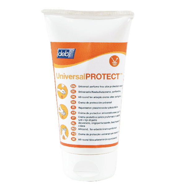 Deb Universal Protect Pre Work Cream 100ml (12 Pack) UPW100ML