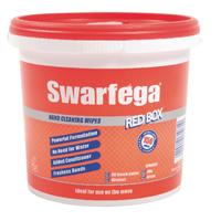 Swarfega Red Box Wipes 150 Wipes