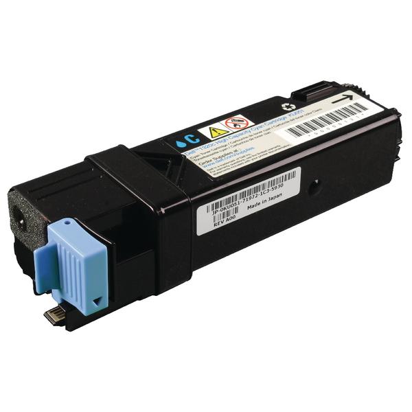 Dell Cyan Toner Cartridge High Capacity 593-10259