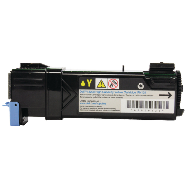 Dell Yellow Toner Cartridge High Capacity 593-10260