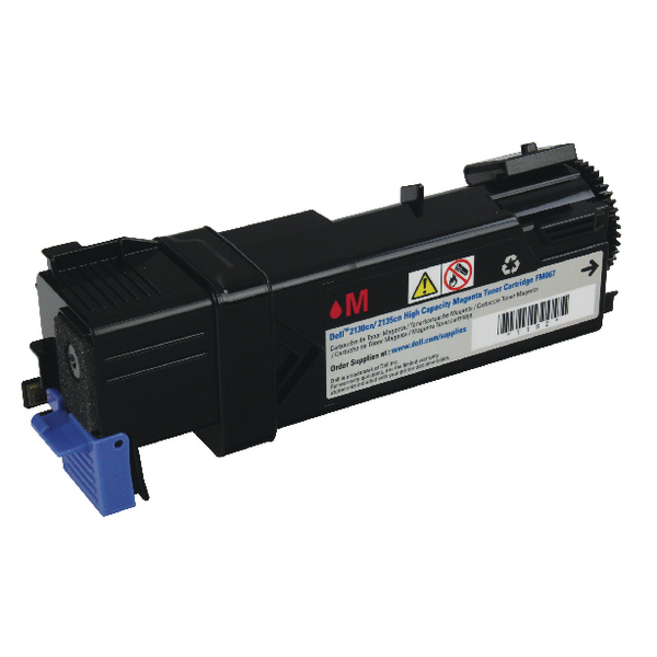 Dell Magenta Toner Cartridge High Capacity 593-10315
