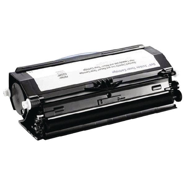 Dell Black High Yield Use and Return Laser Toner Cartridge 593-10839