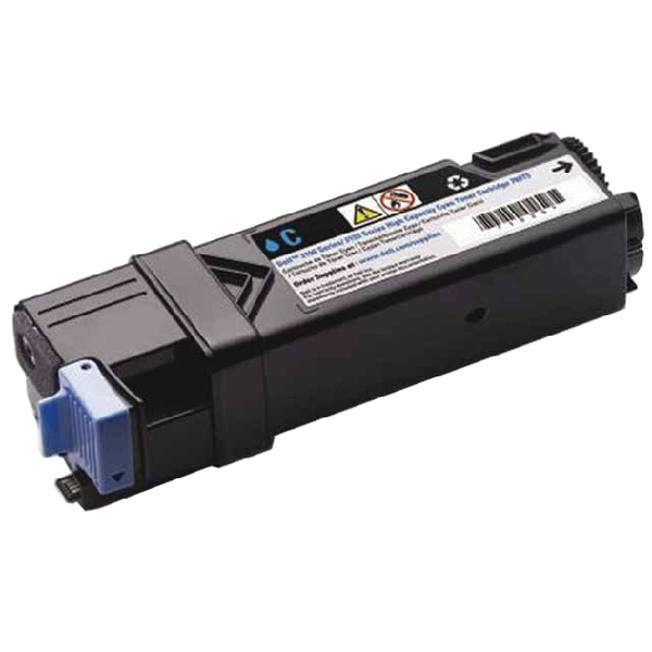 Dell Cyan Toner Cartridge High Capacity 593-11041