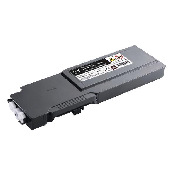 Dell Yellow 593-11112 Toner Cartridge